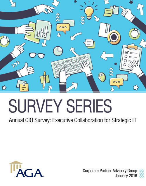 Survey Series — Annual CIO Survey: Executive Collaboration for S