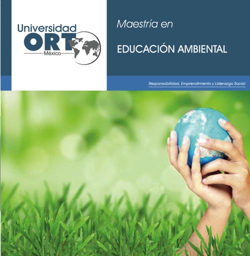 MAESTRÍA EN EDUCACIÓN AMBIENTAL