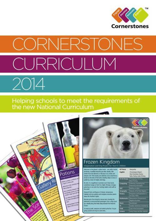 Cornerstones Curriculum Brochure