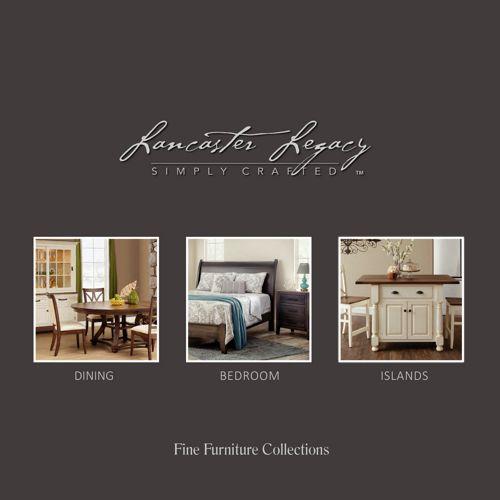 Lancaster Legacy - Bedroom