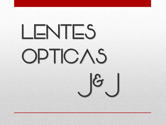 Ópticas J&J