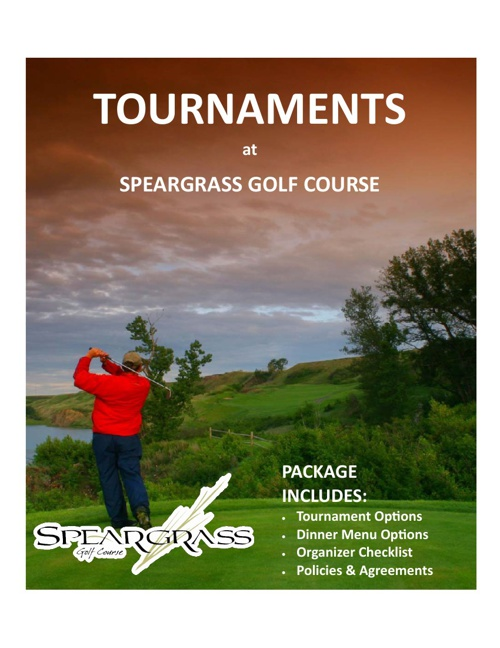 2013 Tournament Package