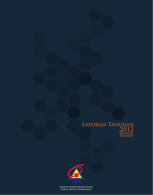 JPA Annual Report 2012