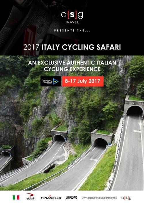ASG Cycling Safari - Treviso 2017