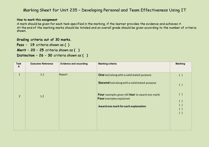 Mark Scheme Unit 235.docx