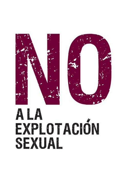 Brochure No a la Explotación Sexual