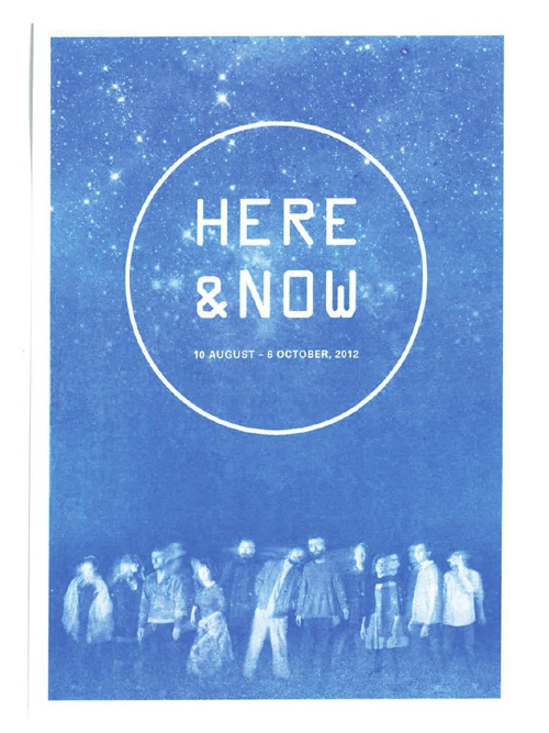 HERE&NOW 2012 Exhibition Publication