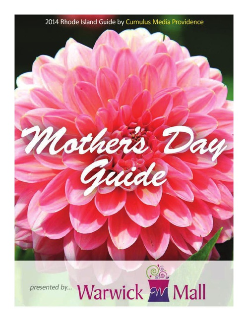 Mother's Day Guide