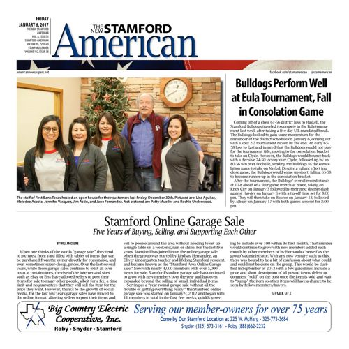 Copy of Stamford - Vol 8 Issue 15