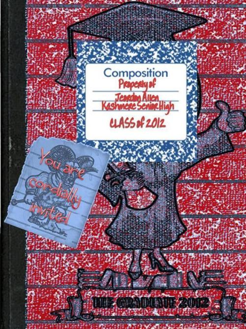 JEORDON COMMERATIVE GRAD BOOKLET 2012