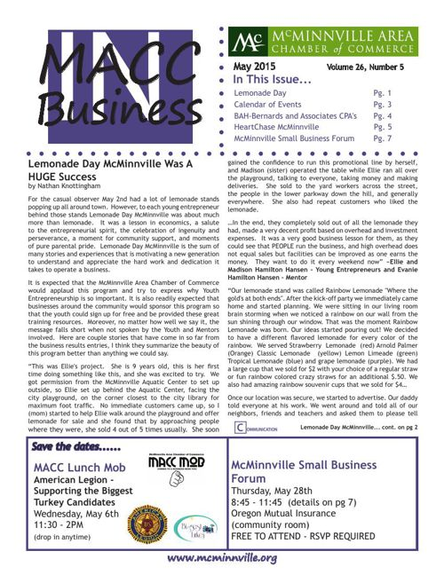 MACC In Business May 2015