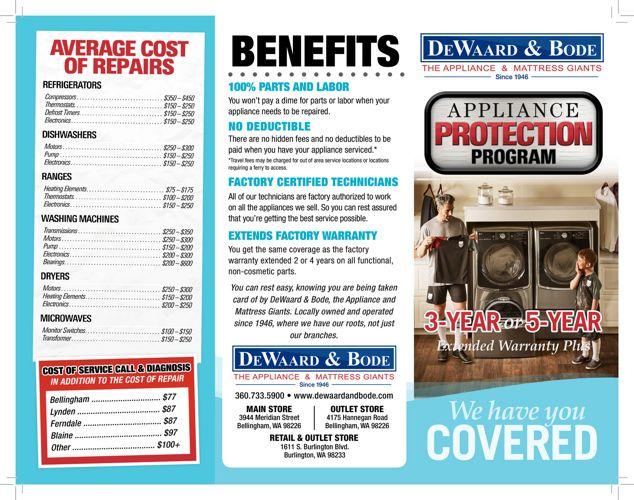 DeWaard & Bode Warranty