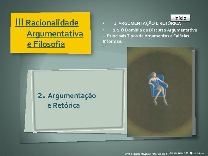 Argumentos e falácias informais