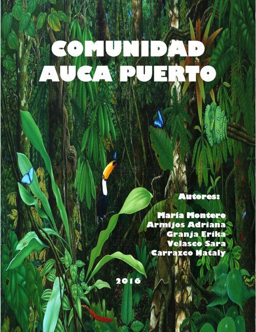 COMUNIDAD AUCA PUERTO