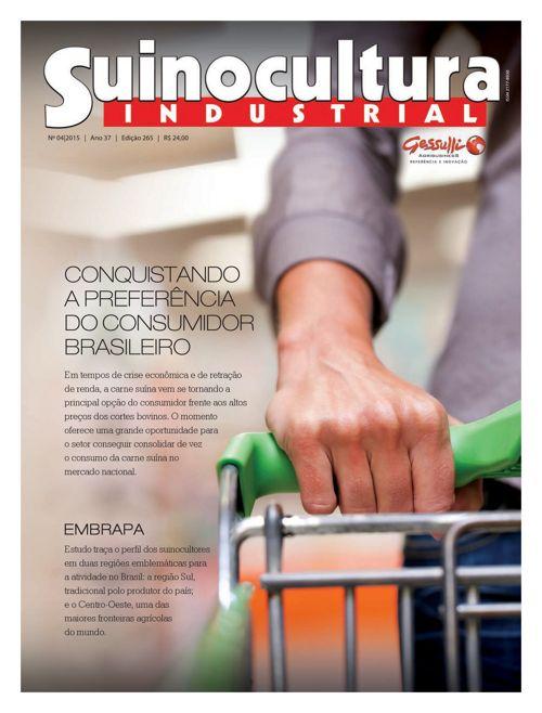 Revista Suinocultura Industrial 0415