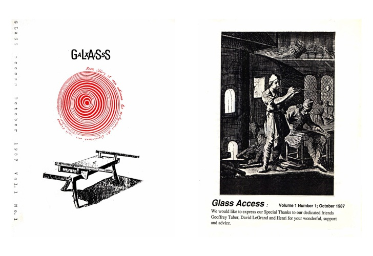 Glass Axis Volume 1