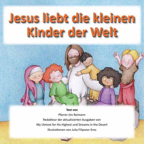Jesus Loves the Little Children - German