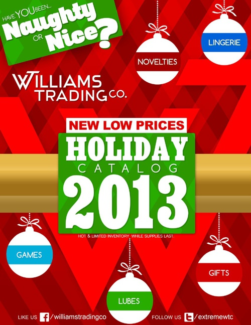 Williams Trading Winter Catalog 2013