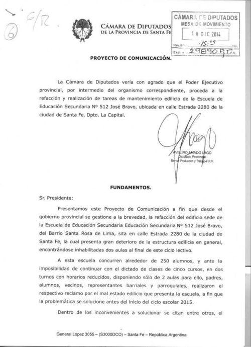 Avelino Lago - Refacciones y Mantenimiento de Escuelas Bravo y E
