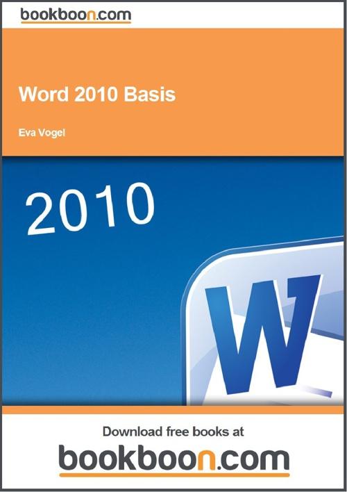 Word2010 Basis