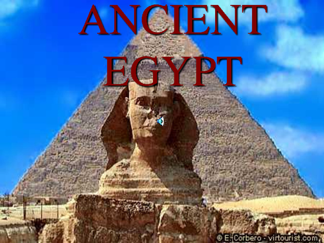 Ancient Egypt - Geography and Introduction