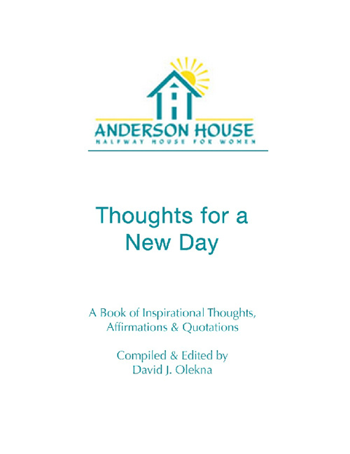 Anderson House Test
