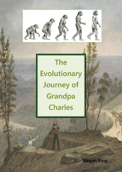 The Evolutionary Journey of Grandpa Charles by Megan Ring