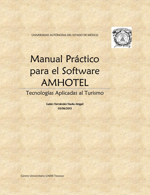 MANUAL AM TACTIL