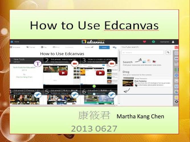How to Use Edcanvas