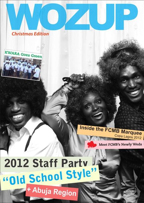 WozUp 2012 (Christmas Edition)