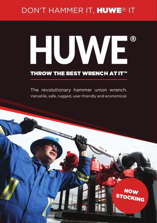 OAASIS Group Ltd Now Stocking HUWE Hammer Union Wrench