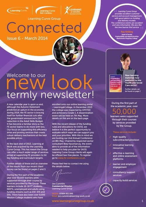 LaW_Newsletter -April 2014 - Print ready