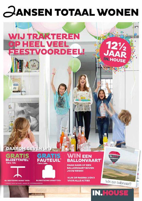 INhouse september 2015 - Jansen Totaal Wonen