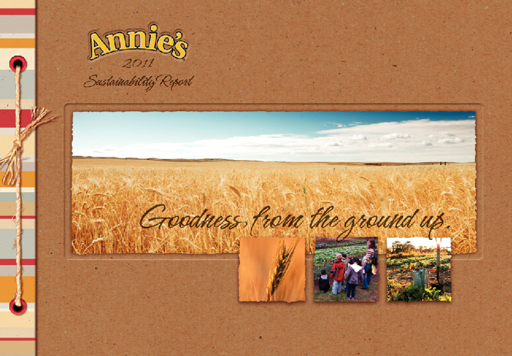Annie's 2011 Sustainability Report