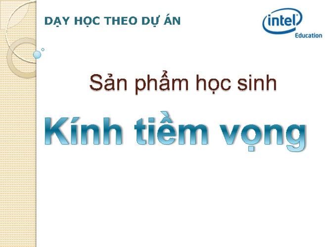 An Pham Hoc Sinh - Kinh Tiem Vong