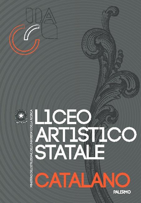 Opuscolo Liceo Artistico Catalano 2013