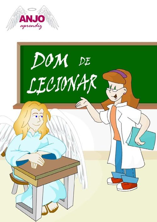 Revista em Quadrinhos - Edição Nº 3 - Dom de Lecionar