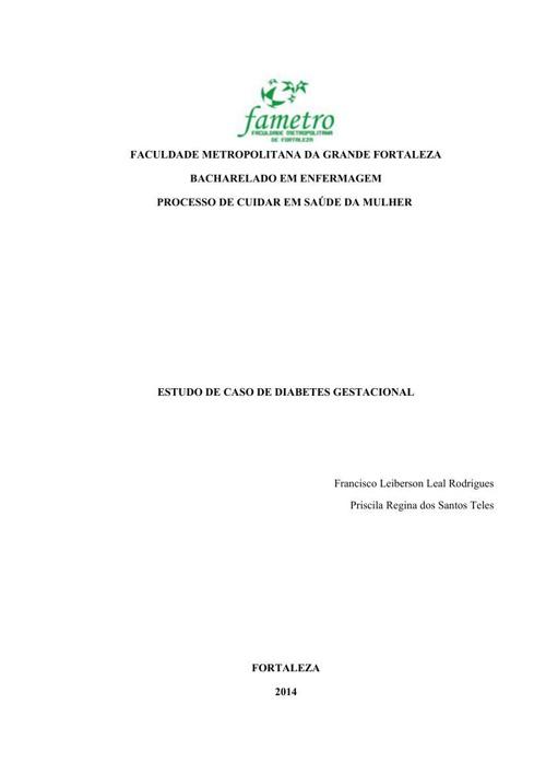 Estudo de Caso de DM - Priscila Teles e Leiberson Rodrigues
