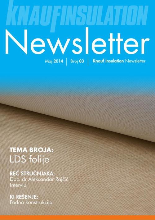 Newsletter Maj 2014