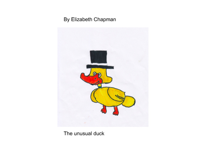 The unusual Duck