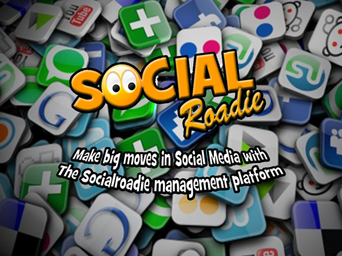 Socialroadie management platform
