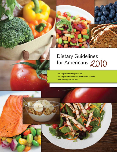 US Dietary Guidelines