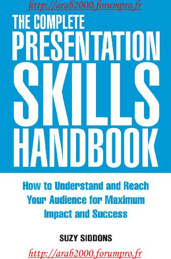 Complete Presentation Skills