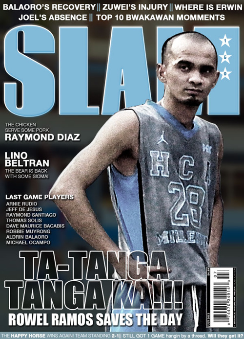 HCA SLAM issue 02