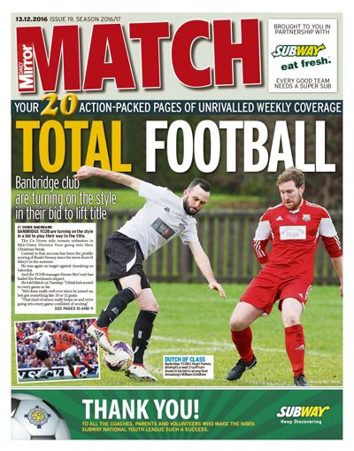 Match issue 19