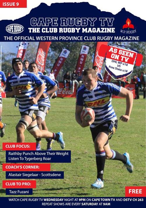 Cape Rugby TV magazine edition 9