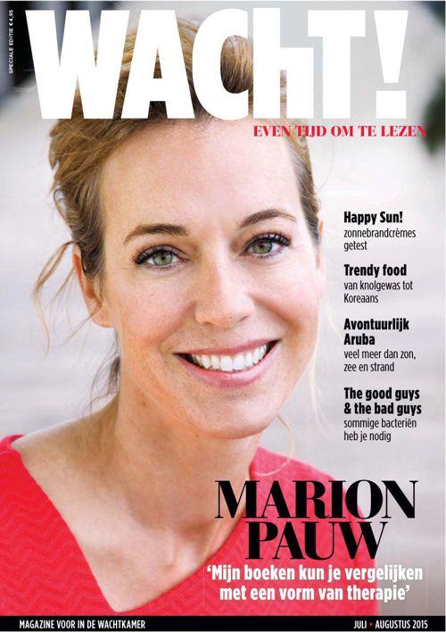 WAChT Magazine Juli-Augustus 2015