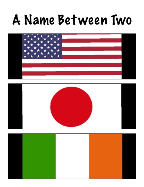 2013 Gr.8 Graphic Novel: A Name Between Two by Peter