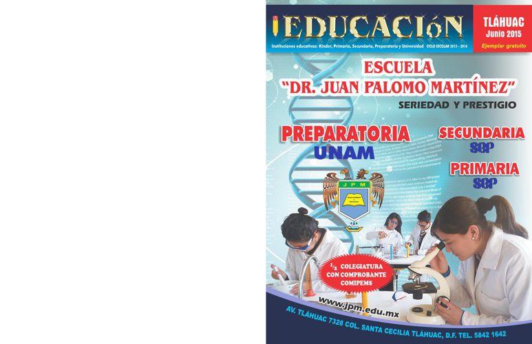 Revista Educación Tláhuac