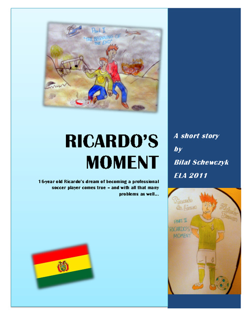 Ricardo's Moment